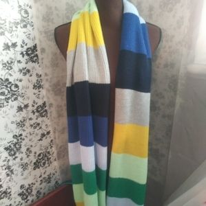 Brand new NY&C colorful scarf
